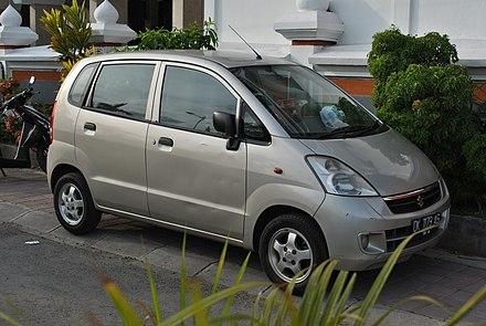 Suzuki MR Wagon - Wikiwand