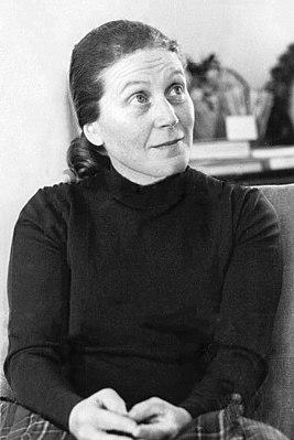 Светлана Аллилуева в 1970 году