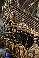 Swedish warship Vasa, sank 1628, Vasamuseet, Stockholm (37) (35433603574).jpg