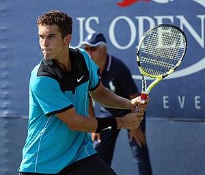 Ryan Sweeting - Image: Sweeting 2009 US Open 01