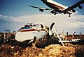 Swissair Flight 316 HB-IDE after accident2.jpg