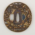 Sword Guard (Tsuba) MET 14.60.82 002feb2014.jpg