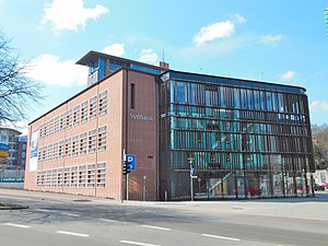 Sydbank - Sydbank's branch in Flensburg, Germany