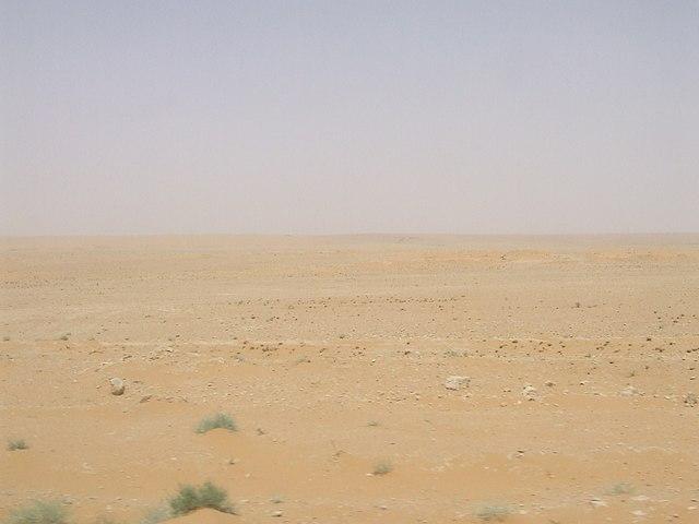 file syrian desert jpg wikimedia commons