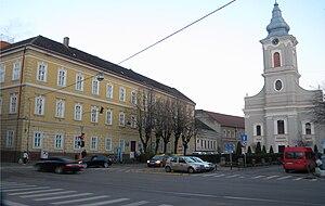 Szatmárnémeti Református Gimnázium (volt Kölcsey)
