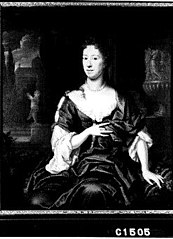 Maria Catharina d'Acquet (overl.1762). Echtgenote van Anthony Thierens