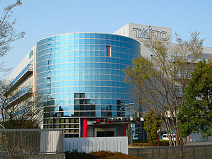 Taito - Taito Ebina Development Center in Ebina, Kanagawa Prefecture