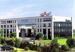 Toshiba - Toshiba Europe offices in Neuss, Germany