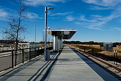 DFW Airport North station - Wikiwand