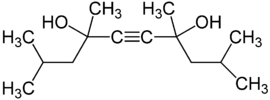 Strukturformel von TMDD