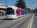 """TPG Tram Bombardier Cityrunner Be 6-8 897 """" Pharmacie Populaire"""" (26555927270).jpg"""