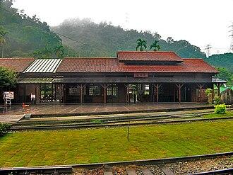 Nantou County - Checheng Station