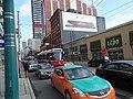 TTC streetcars 4150 and 4154 head west on King near Spadina, 2014 12 20 (4) (15887356169).jpg