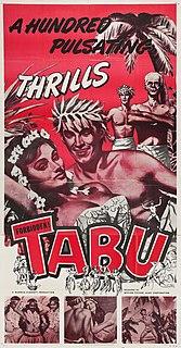 <i>Tabu: A Story of the South Seas</i> 1931 film