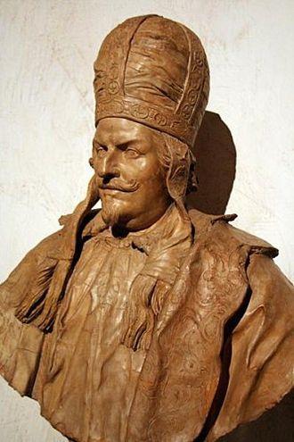 Taddeo Barberini - Bust of Don Taddeo Barberini