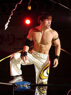 Taiji Ishimori Japanese professional wrestler