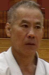 Masaji Taira Okinawan karateka