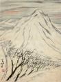 TakehisaYumeji-EarlyShōwa-Snow in Haruna.png