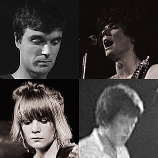 Talking Heads American rock band
