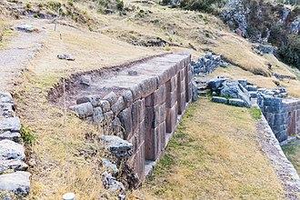 Tambomachay - Image: Tambomachay, Cuzco, Perú, 2015 07 31, DD 85