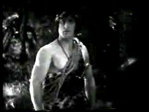 Frank Merrill (actor) - Frank Merrill as Tarzan in Tarzan the Tiger (1929)
