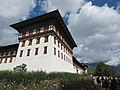 Tashichho Dzong Fortress in Thimphu during LGFC - Bhutan 2019 (121).jpg