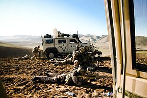 Telemark Battalion - TMBN-soldiers in Afghanistan