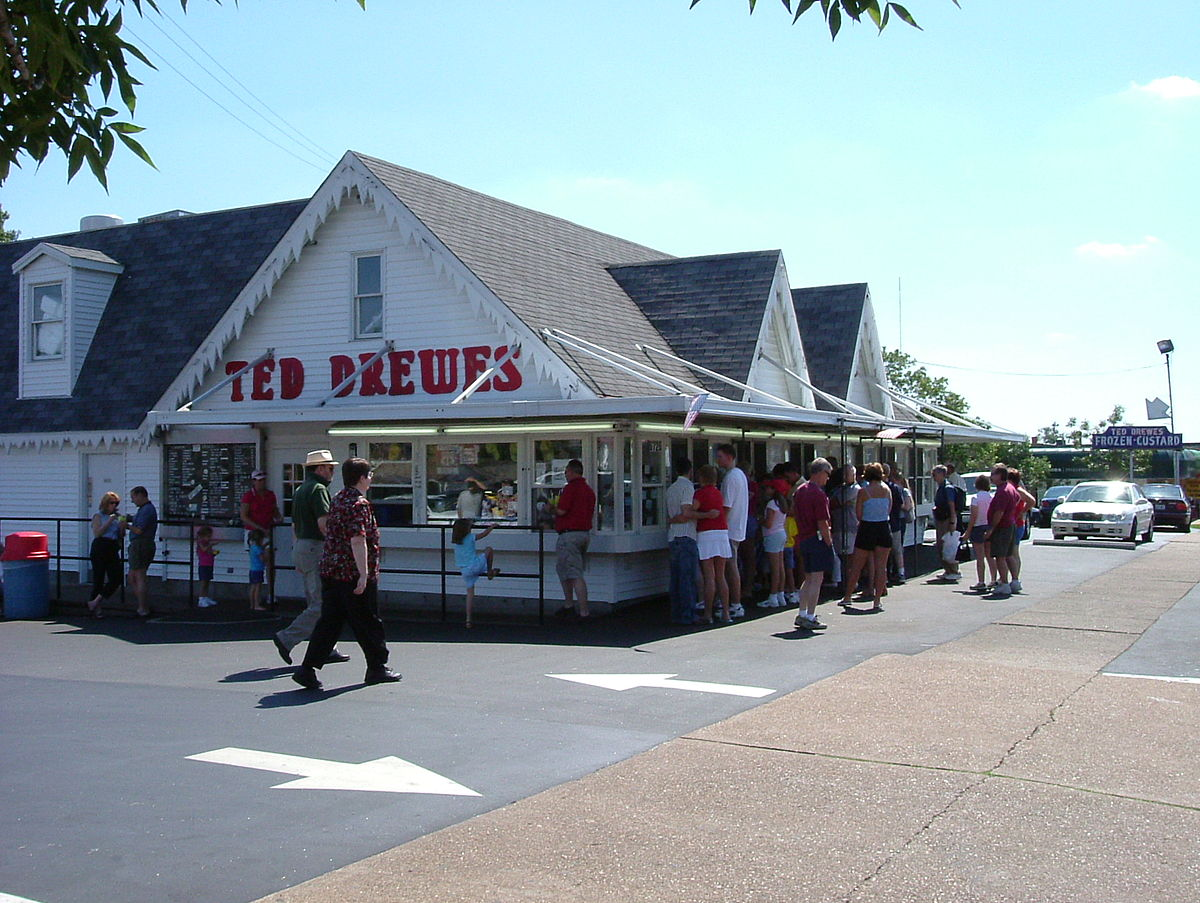 Image result for ted drewes