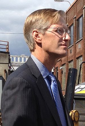 Ted Wheeler - Wheeler in 2012