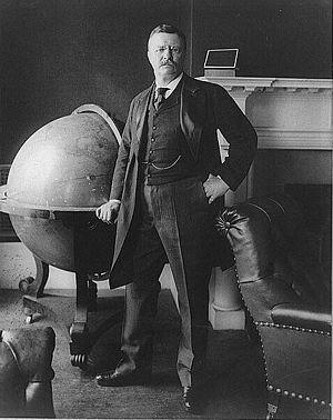 Venezuelan crisis of 1902–03 - US President Theodore Roosevelt (1903)