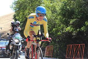 Tejay van Garderen - Van Garderen at the 2013 Tour of California