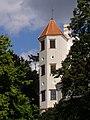 Telč, zámek, věž 02.jpg