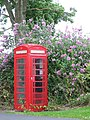 Telephone box, Standerwick - geograph.org.uk - 867737.jpg