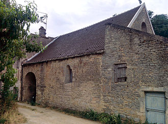 Jacques de Molay - Chapel of the Beaune commandery nowadays, where Jacques de Molay was ordinated.