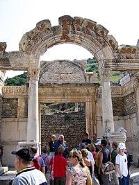 Temple of Hadrian, Ephesus.jpg