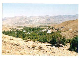 Delaram, Markazi village in Markazi, Iran