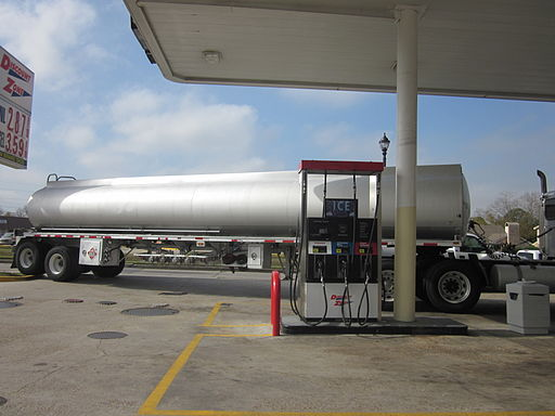 Terrytown Gas Station Tanker