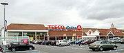 Tesco Extra, Southport, England