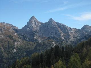 Teufelshörner mountain