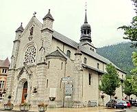 Thônes - Église Saint-Maurice -01.JPG