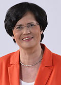 Thuringia's Prime Minister Christine Lieberknecht.JPG