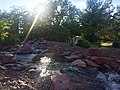 The Babbling Brook under the Sunbeams.jpg