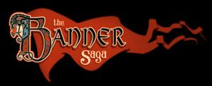 The Banner Saga - Image: The Banner Saga logo transparent