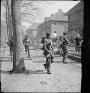 The British Army in North-west Europe 1944-45 BU4217