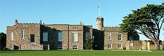 Goldsworthy Gurney - The Castle, Bude – slightly extended since Gurney's time