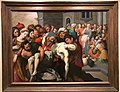 The Death of Sapphira by Ambrosius Francken the Elder, Phoenix Museum of Art, Arizona, USA.jpg
