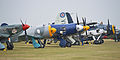 The Flightline -2 - 2013 Flying Legends (13939223667).jpg
