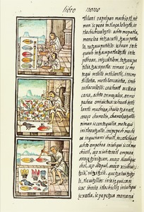 The Florentine Codex- Aztec Feather Painters III.tif