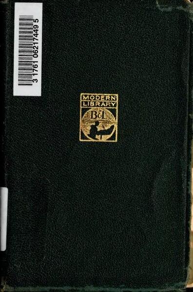 File:The Genealogy of Morals.djvu