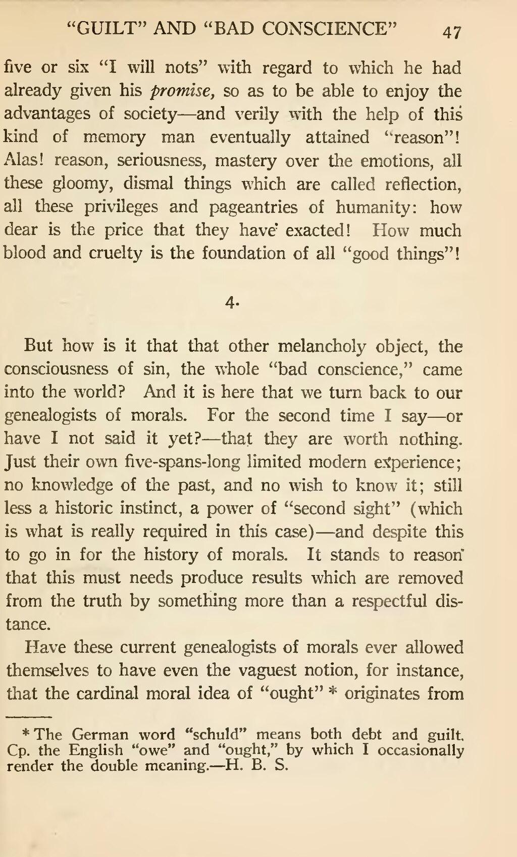 Pagethe Genealogy Of Moralsdjvu71 Wikisource The Free Online